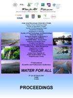 prikaz prve stranice dokumenta Voda za sve : zbornik radova 7. međunarodnog znanstveno-stručnog skupa Voda za sve
