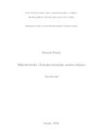prikaz prve stranice dokumenta Mikrobiološke i fizikalno-kemijske analize mlijeka