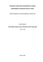 prikaz prve stranice dokumenta Proizvodnja, kemijski sastav i zdravstveni učinci oolong čaja