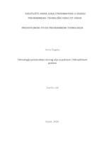 prikaz prve stranice dokumenta Tehnologija proizvodnje sirovog ulja sa pužnom i hidrauličnom prešom