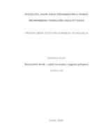 prikaz prve stranice dokumenta Rezistentni škrob - uvjeti stvaranja i njegova primjena