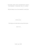 prikaz prve stranice dokumenta Tehnologija proizvodnje djevičanskog repičinog ulja