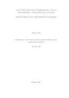 prikaz prve stranice dokumenta Kvalitativna i kvantitativna analiza galne kiseline UV-Vis spektrofotometrijom