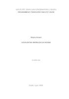 prikaz prve stranice dokumenta Kovalentna imobilizacija enzima