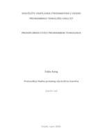 prikaz prve stranice dokumenta Proizvodnja hladno prešanog ulja koštica marelice