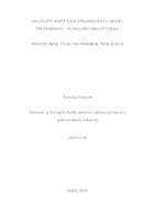 prikaz prve stranice dokumenta Elementi za transport fluida cijevima i njihova primjena u prehrambenoj industriji