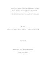 prikaz prve stranice dokumenta Mikotoksini plijesni iz roda Fusarium u pivarskim sirovinama