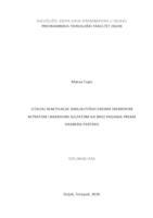 prikaz prve stranice dokumenta Utjecaj inaktivacije amilolitičkih enzima srebrovim nitratom i bakrovim sulfatom na broj padanja prema Hagberg-Pertenu