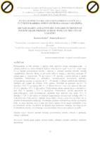 prikaz prve stranice dokumenta Prehrambene navike i stavovi o prehrani učenika četvrtih razreda osnovnih škola grada Varaždina